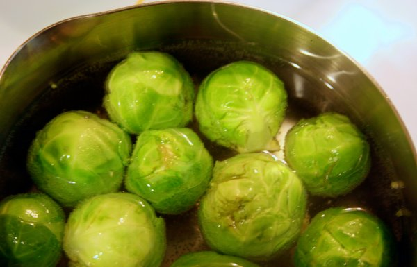 Blanching Brussels