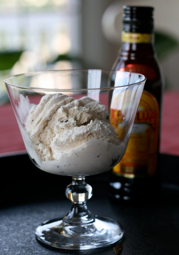 Ice Cream and Kahlua