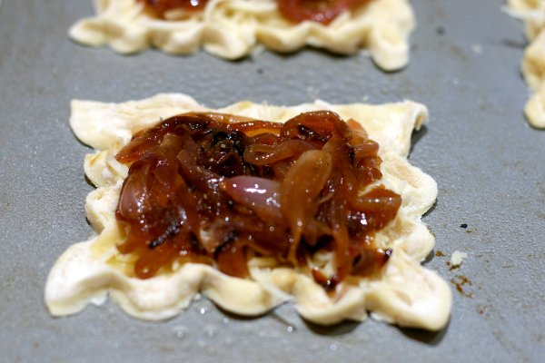 Puff Pastry and Onions