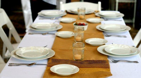 Table Set #2