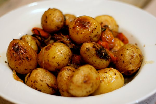 Provencal Potatoes