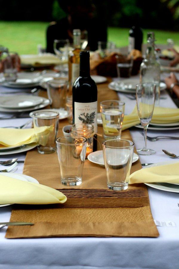 Dinner Table #1