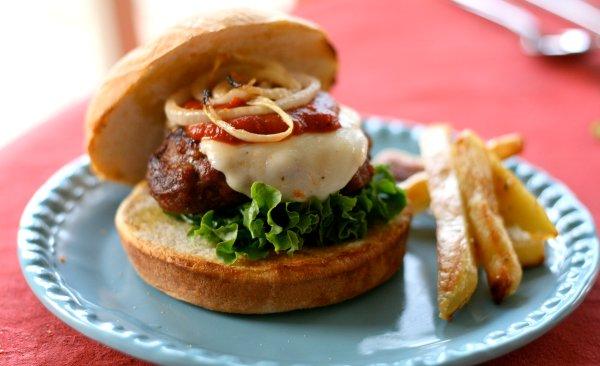 Little Italy Burger #2