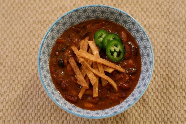 Three Bean Chili #2