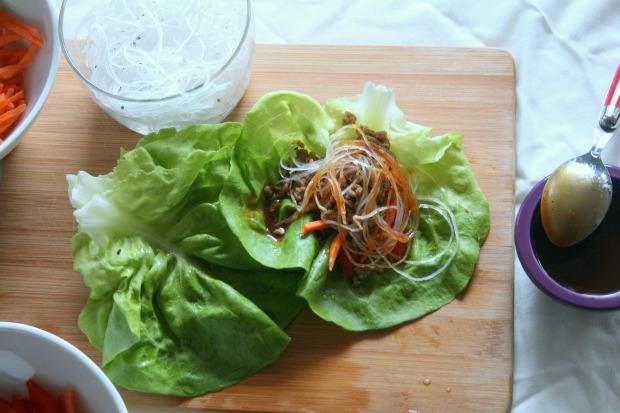 Lettuce Wrap #2