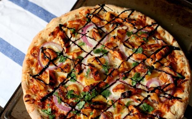 BBQ Chx Pizza #2