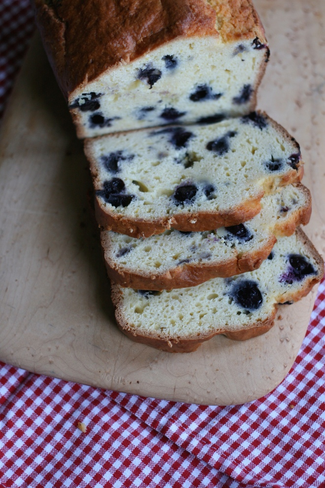Blueberry Orange Bread #2