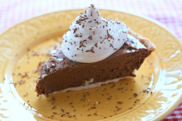 French Silk Chocolate Pie #2