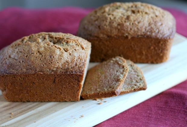 Zucchini Bread #2
